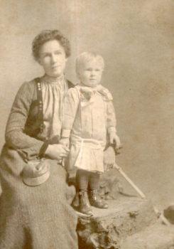 Corrine Baker WIngfield & Alexander Thompson Wingfield
