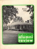 Summer 1972 Issue (Vol. 24, No. 1)