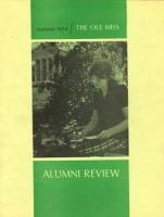 Summer 1974 Issue (Vol. 25, No. 1)