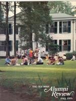 Fall 1979 Issue (Vol. 29, No. 1)