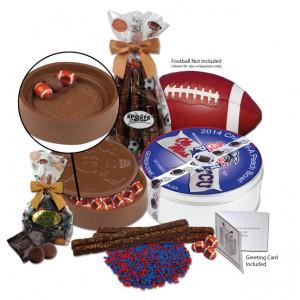 Ole-Miss-Peach-Bowl-Chocolate-Stadium-with-Pretzles