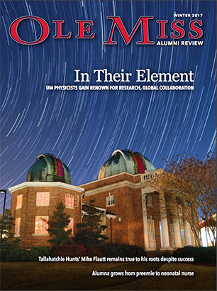 Alumni Review Cover
