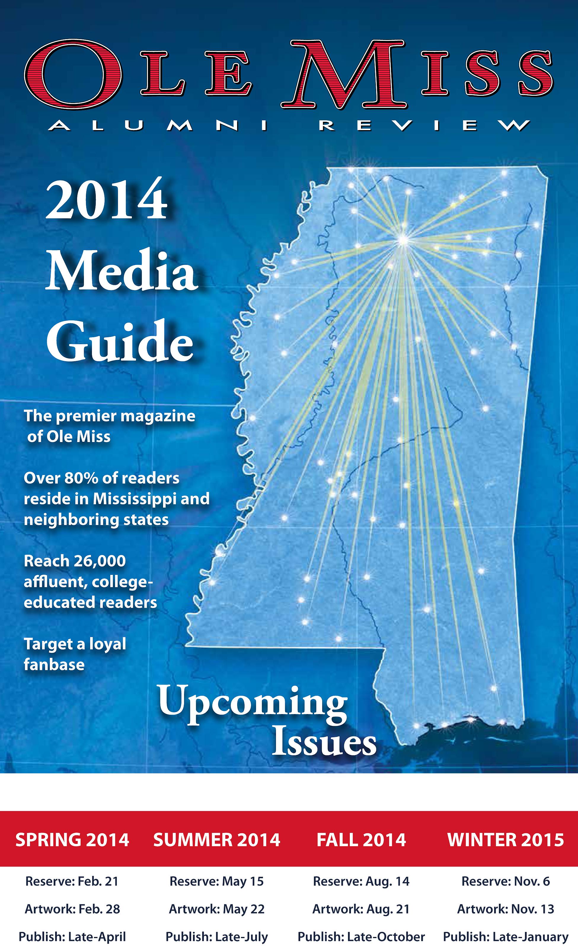 2014 Media Guide