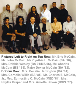 McCain-Family
