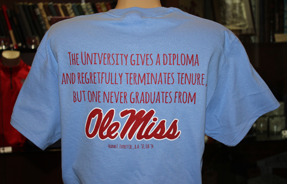 The Shirt 2015: 'The Heart of Ole Miss'