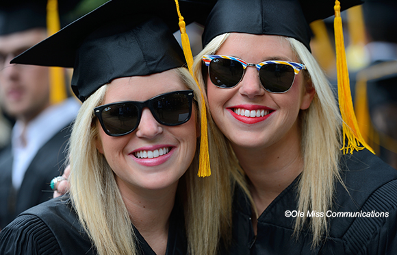 Congratulations, Graduates!