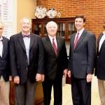 Alumni officers photo