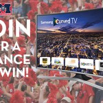 Win a 48-inch Samsung Curved TV