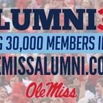 #Alumni30K: Help Us Reach 30,000 Members