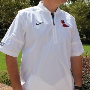 Nike Baseball Short Sleeve Hot Jacket