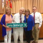 Pharmacy Alum's Hometown Honors 60 Years of Service